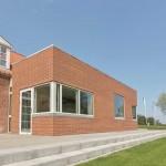 Gimsing menighedshus tilbygning
