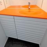 Orange vask
