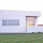 Minimalistisk facade