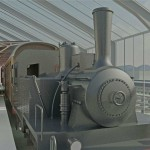 Jernbanemuseum - godsbanen