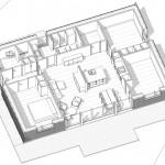 Passivhus 3D plan