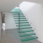Glas trappe