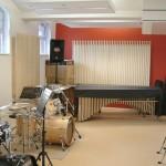 Fængselsceller nu  til rytmiskmusik