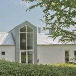 Kirkehus i natur