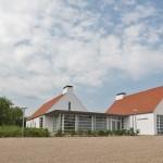 Kirkehus for Naur og Sir Menighedsråd