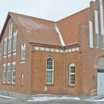 Thyholm kirkecenter eksisterende