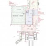 Fritidscenter Struer - oversigtsplan
