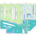 Stueplan - kajakker robåde omklædning og værksted