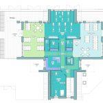 1 sal plan klublokaler