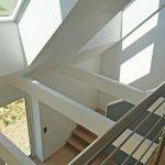 Dobbelthøjt rum med ovenlys