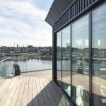Terrasse - glasværn