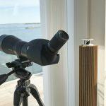 Glasværn - udsigt